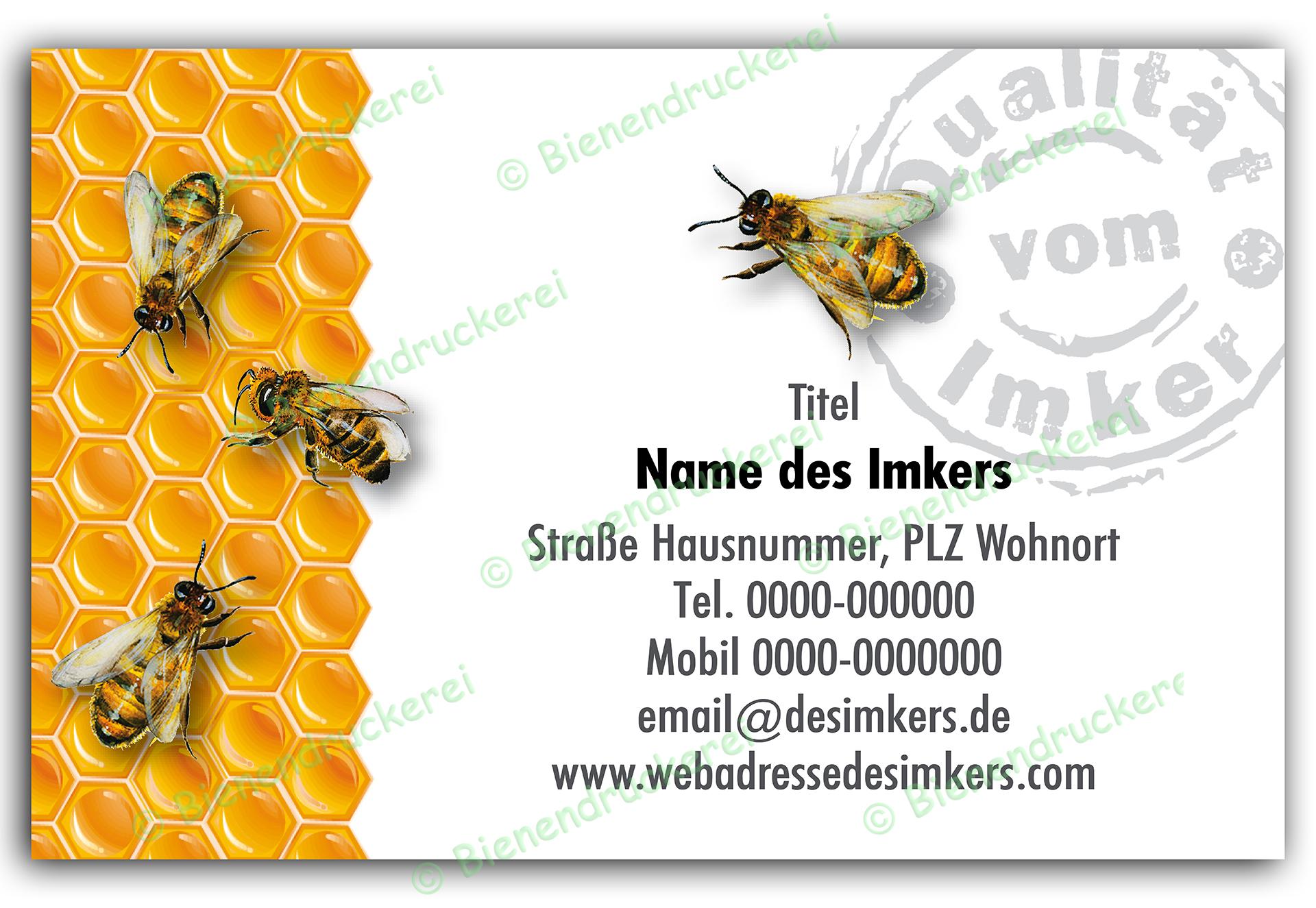 Bienendruckerei
